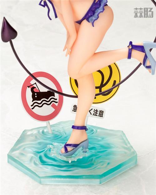 寿屋推出《街角魔族》Shadow Mistress优子泳装1/7手办 夏美子 街角魔族 寿屋 模玩  第9张