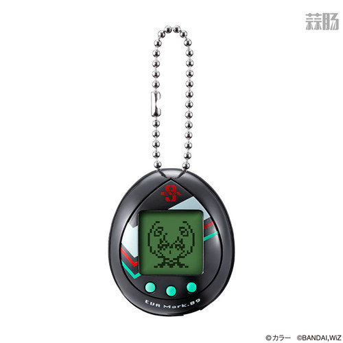 万代推出《EVA》拓麻歌子联动第二弹 EVA 福音战士新剧场版 拓麻歌子 万代 模玩  第3张