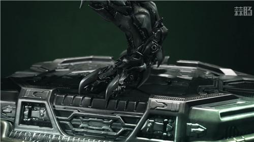 P1S公开《变形金刚》电影系列钢索,眩晕与萨克蝎子 萨克蝎子 眩晕 钢索 变形金刚 P1S Prime1Studio 变形金刚  第5张