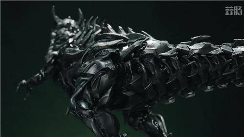 P1S公开《变形金刚》电影系列钢索,眩晕与萨克蝎子 萨克蝎子 眩晕 钢索 变形金刚 P1S Prime1Studio 变形金刚  第6张