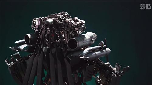 P1S公开《变形金刚》电影系列钢索,眩晕与萨克蝎子 萨克蝎子 眩晕 钢索 变形金刚 P1S Prime1Studio 变形金刚  第9张