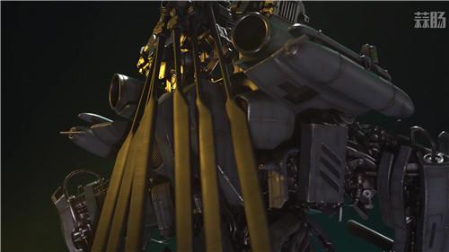 P1S公开《变形金刚》电影系列钢索,眩晕与萨克蝎子 萨克蝎子 眩晕 钢索 变形金刚 P1S Prime1Studio 变形金刚  第8张