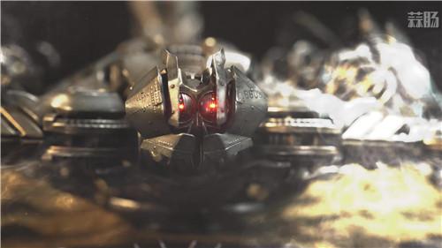 P1S公开《变形金刚》电影系列钢索,眩晕与萨克蝎子 萨克蝎子 眩晕 钢索 变形金刚 P1S Prime1Studio 变形金刚  第11张