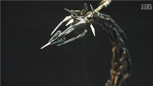 P1S公开《变形金刚》电影系列钢索,眩晕与萨克蝎子 萨克蝎子 眩晕 钢索 变形金刚 P1S Prime1Studio 变形金刚  第14张