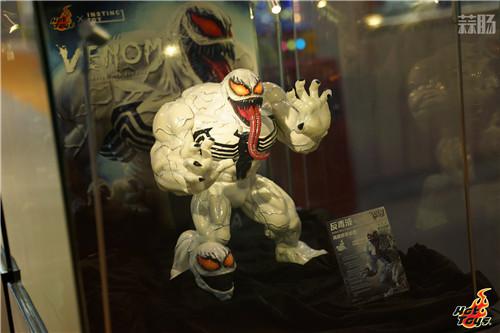 HOT TOYS强势参加首届广州「潮巨匠艺术玩具展」 2020潮巨匠艺术玩具展 HT HotToys 模玩  第10张