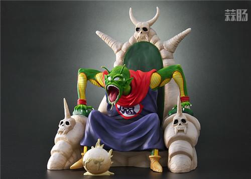 PLEX推出《龙珠》比克大魔王生蛋VerB手办 比克大魔王 龙珠 PLEX 模玩  第8张