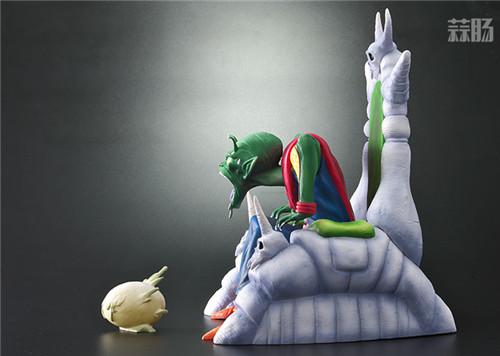 PLEX推出《龙珠》比克大魔王生蛋VerB手办 比克大魔王 龙珠 PLEX 模玩  第5张