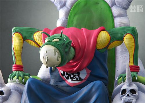 PLEX推出《龙珠》比克大魔王生蛋VerB手办 比克大魔王 龙珠 PLEX 模玩  第10张