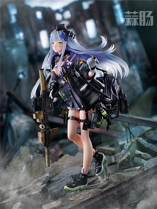 Phat!推出《少女前线》HK416 MOD3重创版1/7手办 HK416 少女前线 Phat! 模玩  第6张