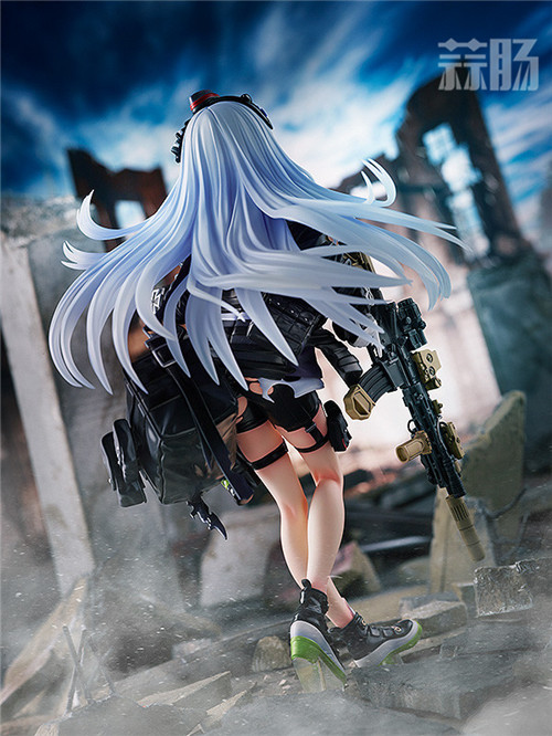 Phat!推出《少女前线》HK416 MOD3重创版1/7手办 HK416 少女前线 Phat! 模玩  第9张