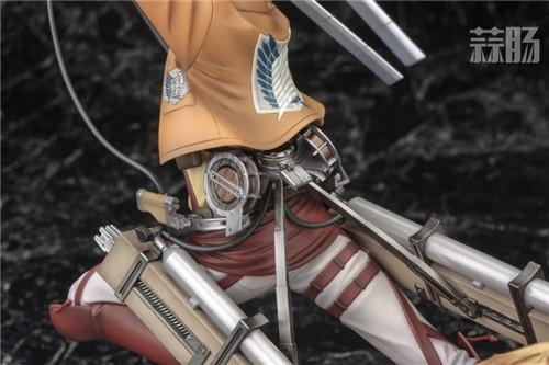 寿屋推出ARTFXJ《进击的巨人》艾伦1/8手办 艾伦 进击的巨人 ARTFXJ 寿屋 模玩  第8张