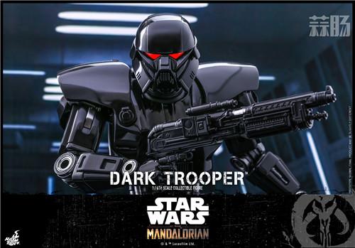 Hot Toys推出《曼达洛人》第二季黑暗士兵1:6比例珍藏人偶 黑暗士兵 曼达洛人 星球大战 HT Hot Toys 模玩  第6张