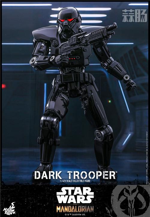 Hot Toys推出《曼达洛人》第二季黑暗士兵1:6比例珍藏人偶 黑暗士兵 曼达洛人 星球大战 HT Hot Toys 模玩  第4张